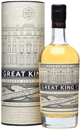 Great King St Scotch Artists Blend
